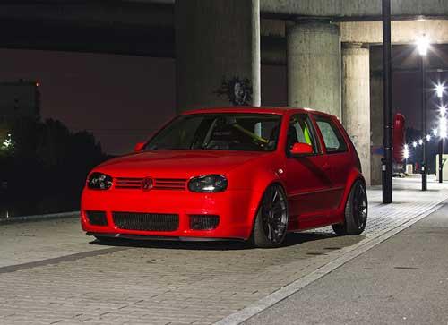 Volkswagen Golf 4 R32